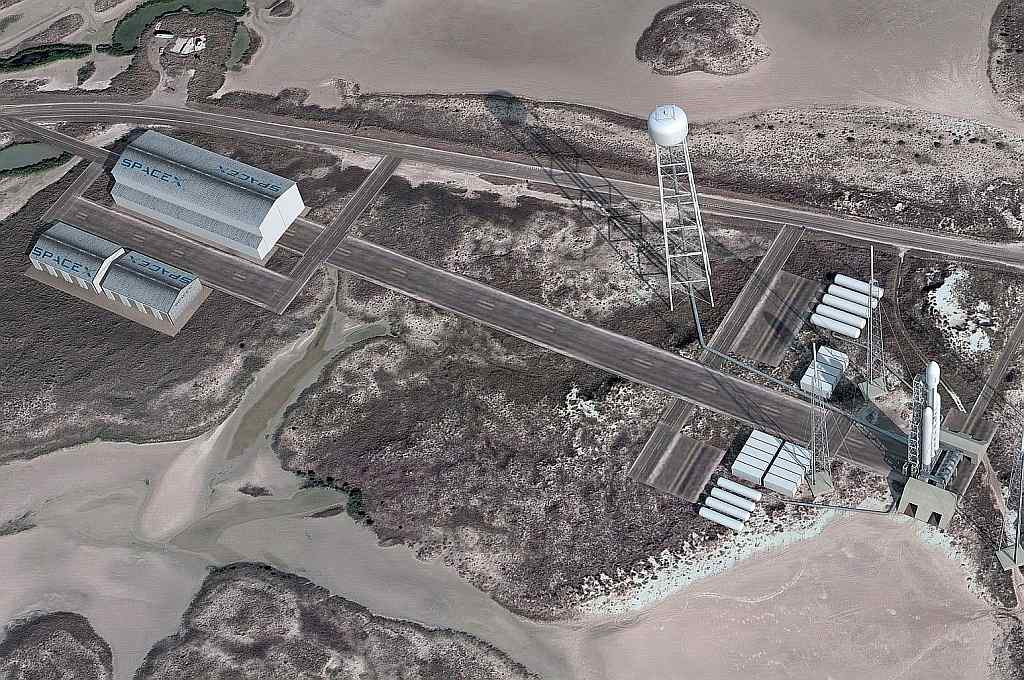 SpaceX could begin testing its Mars rocket in Texas by ...