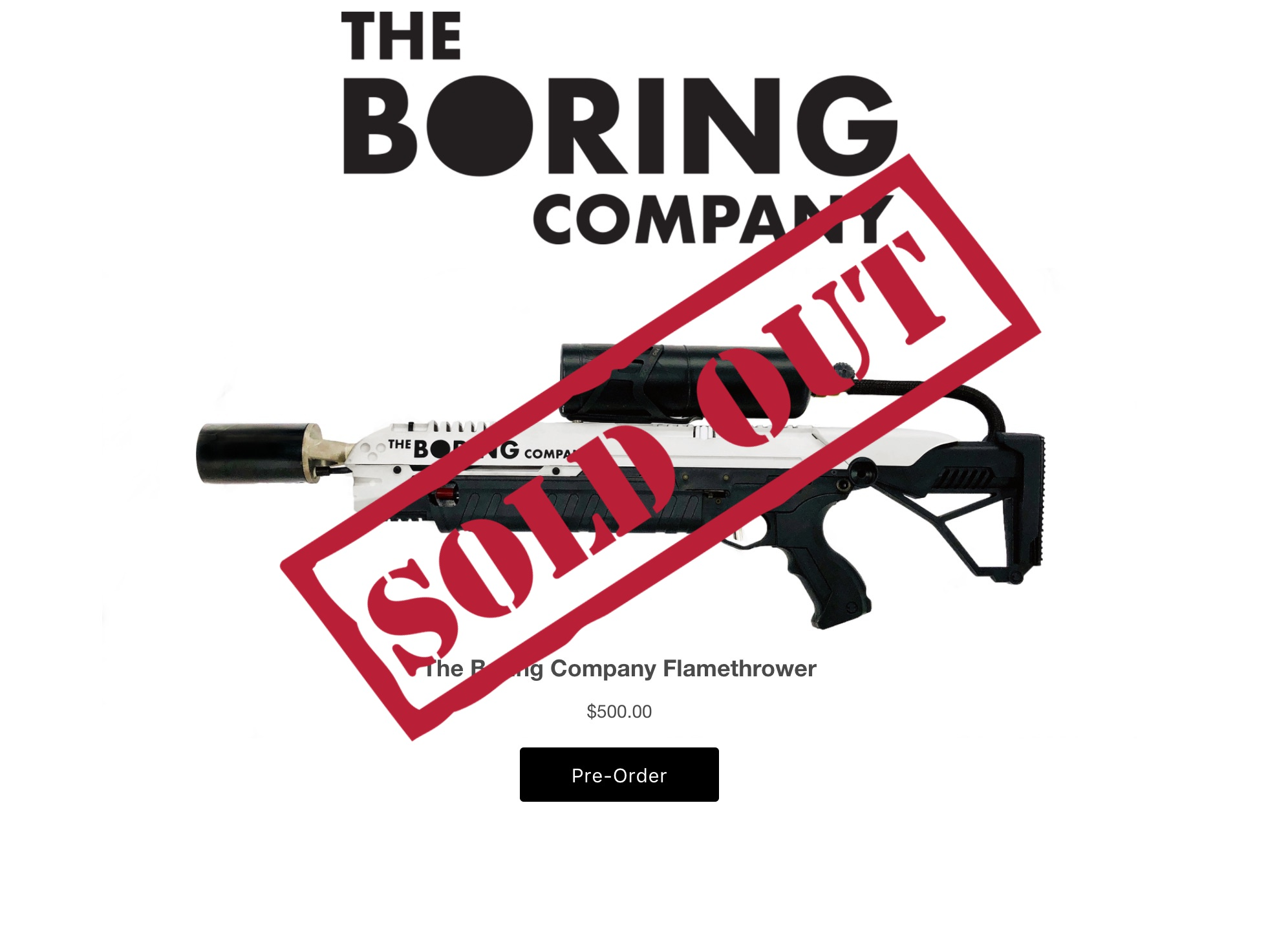 Elon-Musk-Boring_Company_Flamethrower-sold-out-2