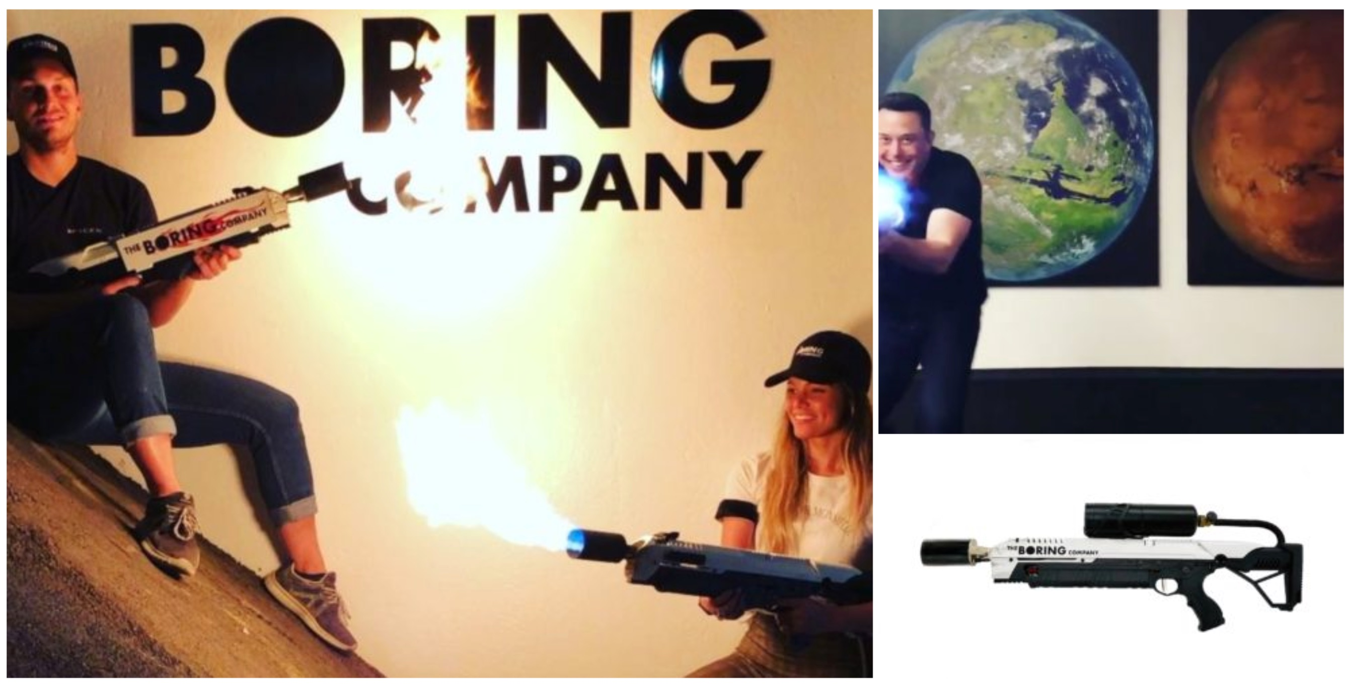 Elon Musk Sold 2m In The Boring Company Flamethrowers In