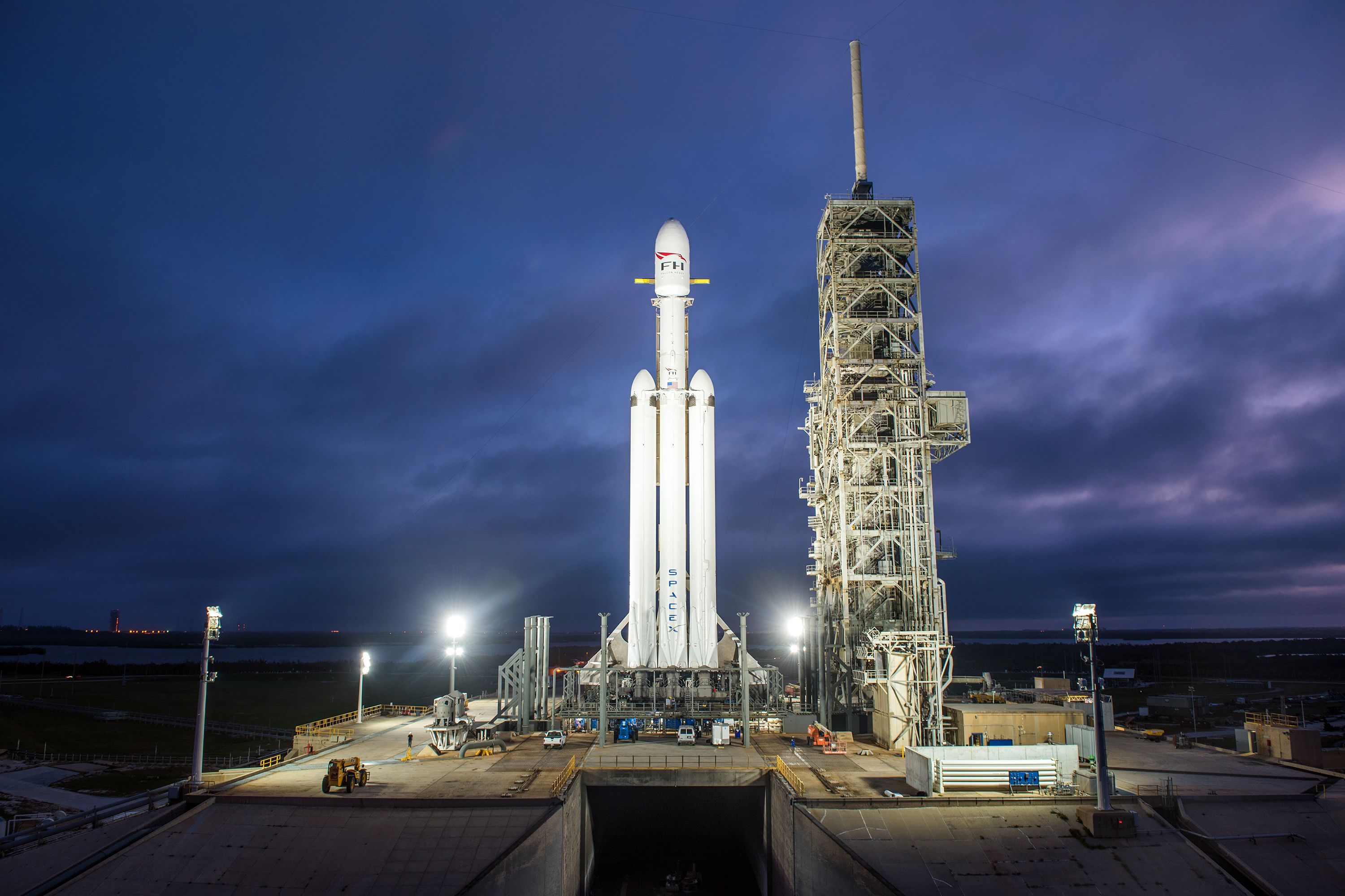 Falcon Heavy 39A (SpaceX) (3)