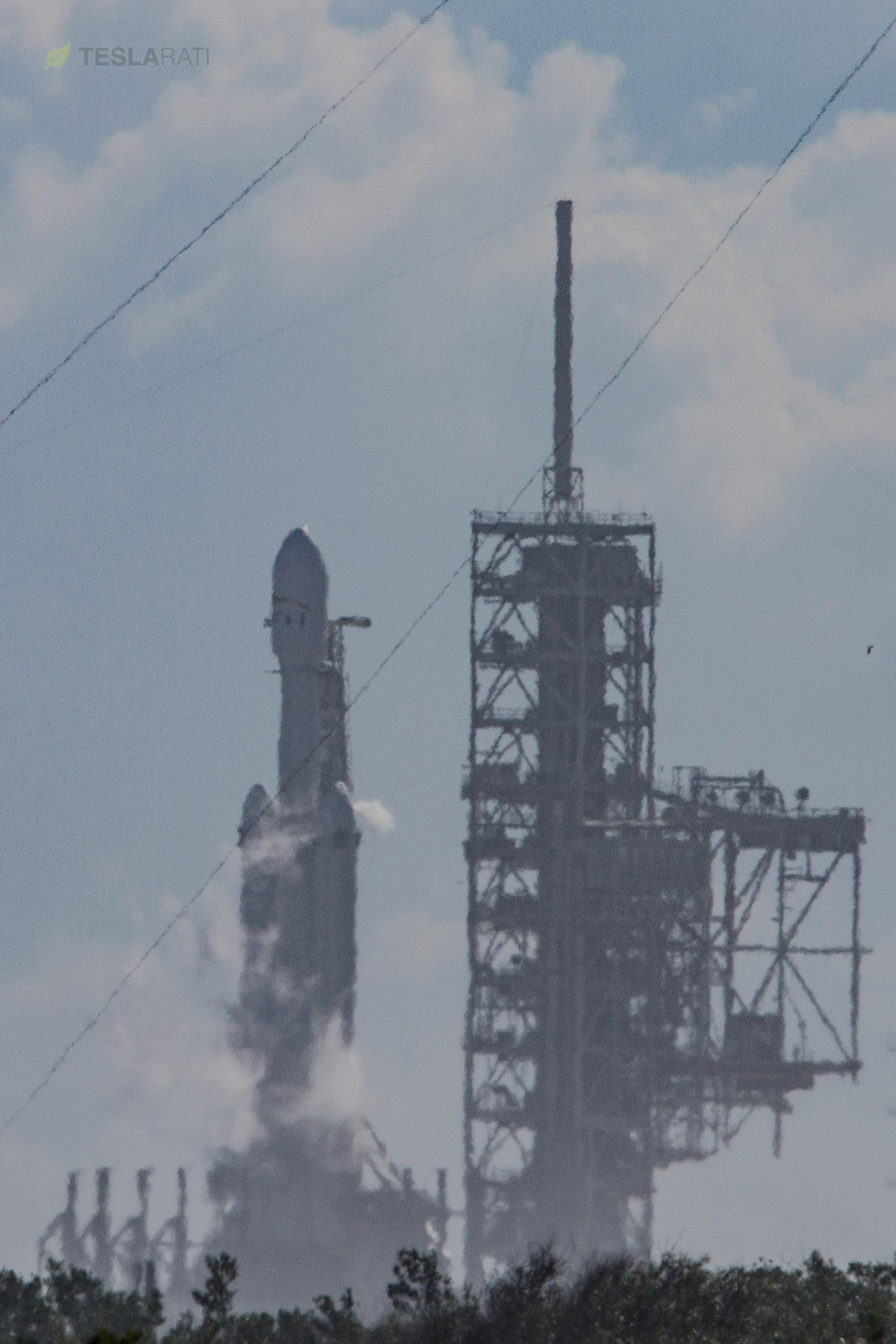 Falcon Heavy venting-4571