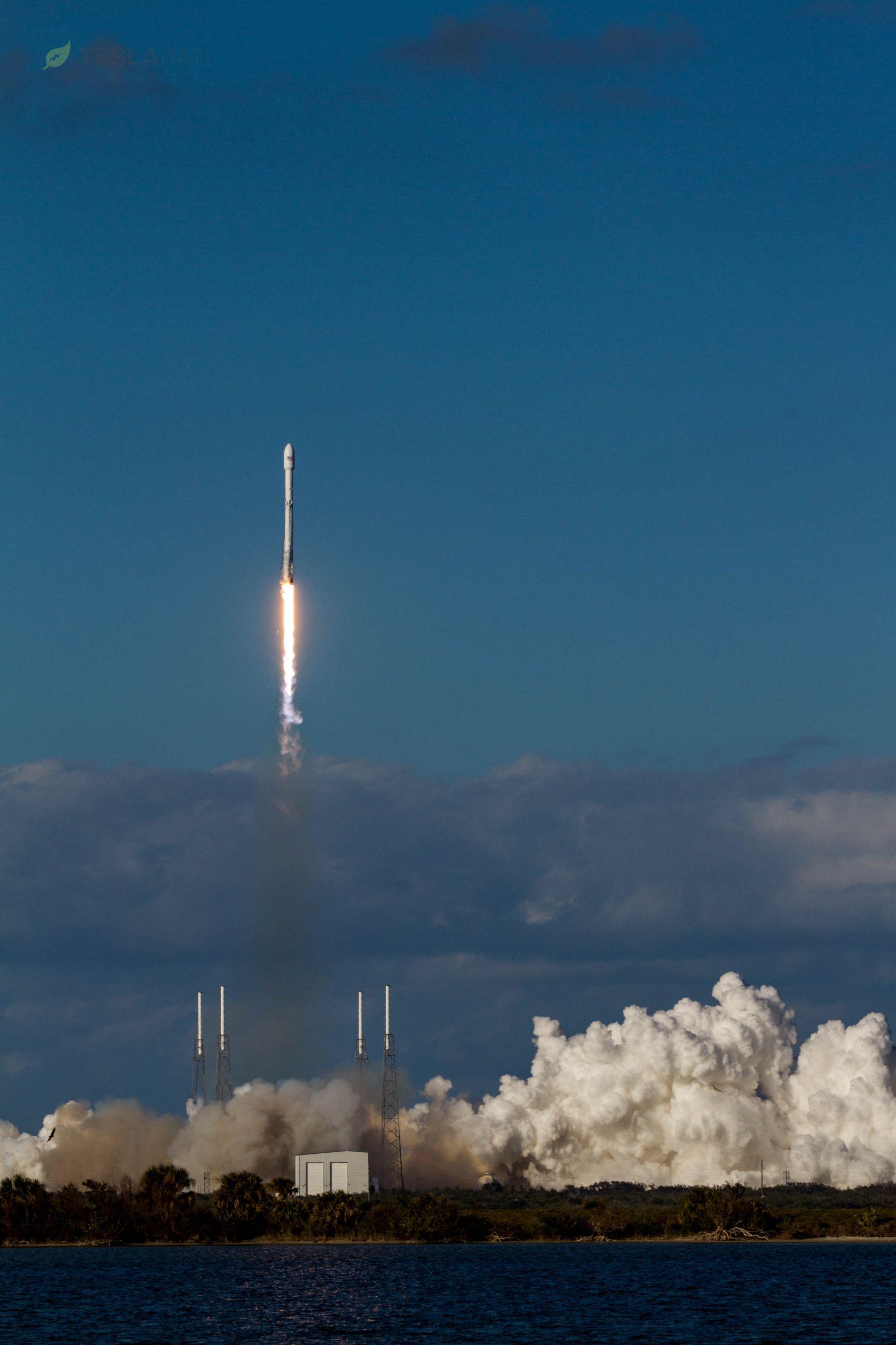 GovSat launch 2 (Tom Cross)
