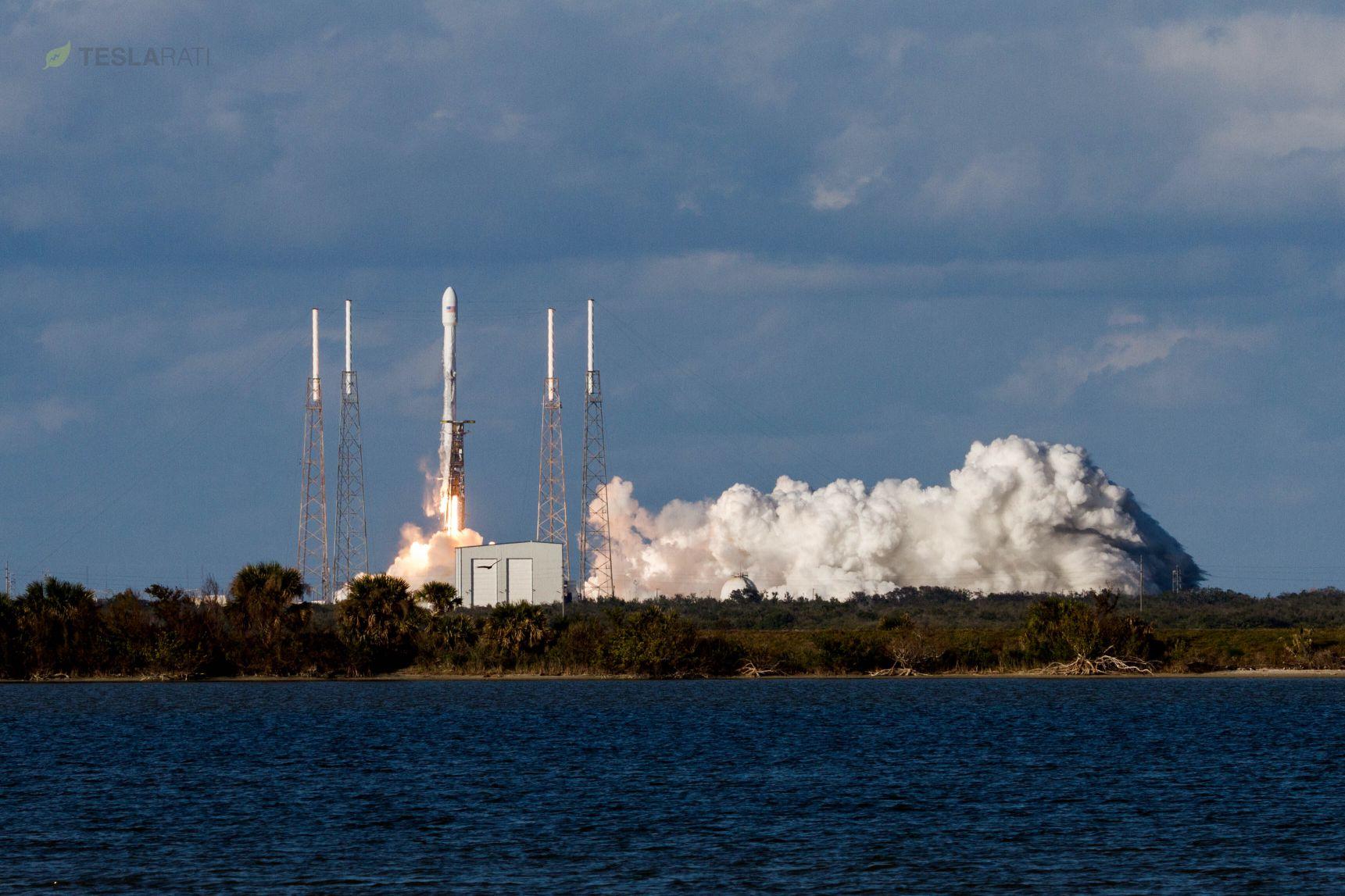 GovSat launch (Tom Cross)