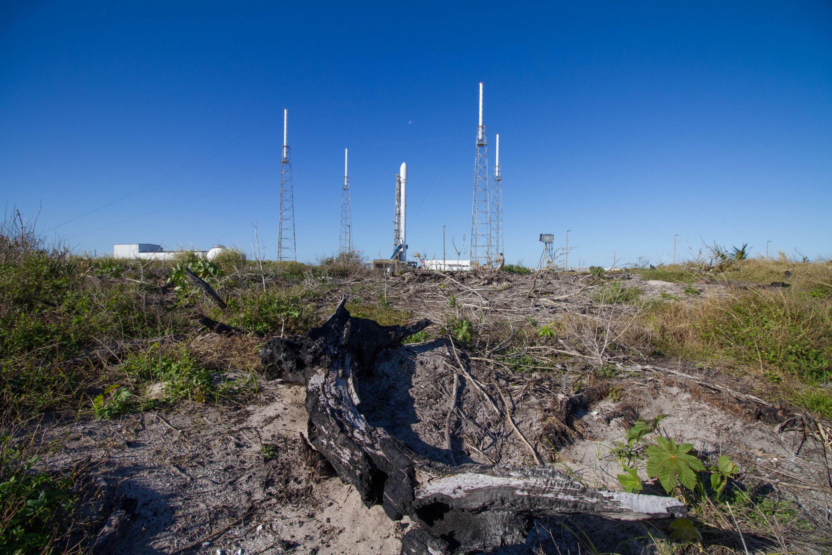 SpaceX Zuma LC40 (Tom Cross) (10)