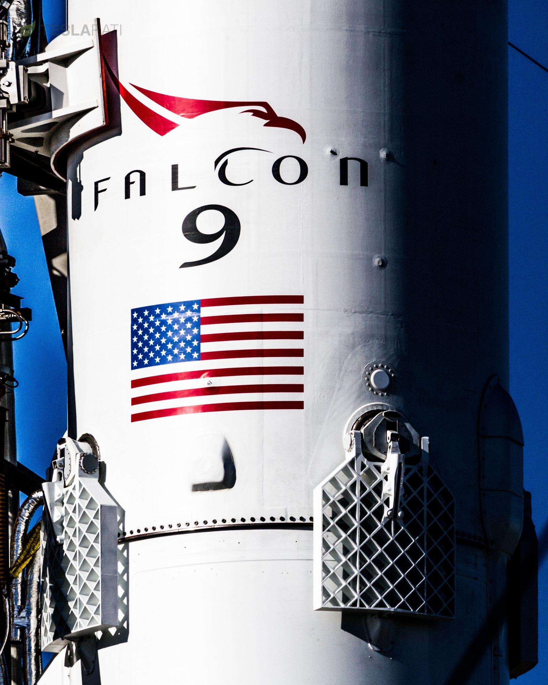 Zuma Falcon 9 detail (Tom Cross)