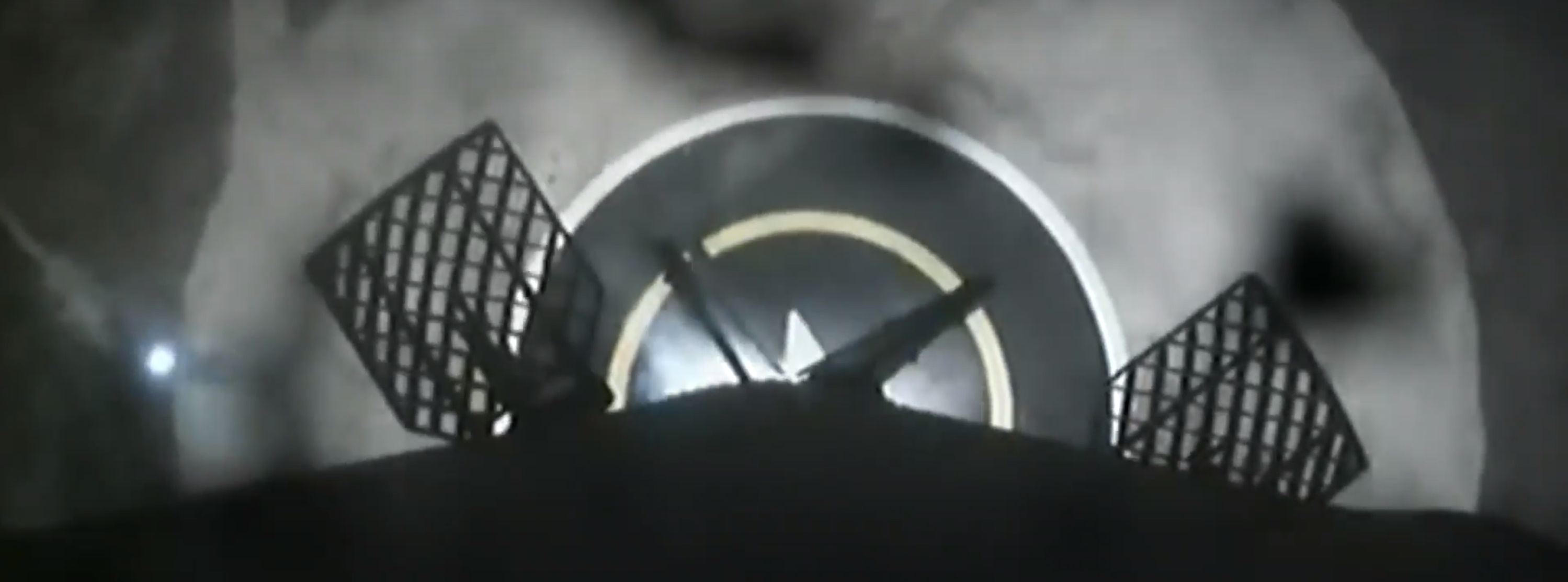 Zuma landing 2 (SpaceX)