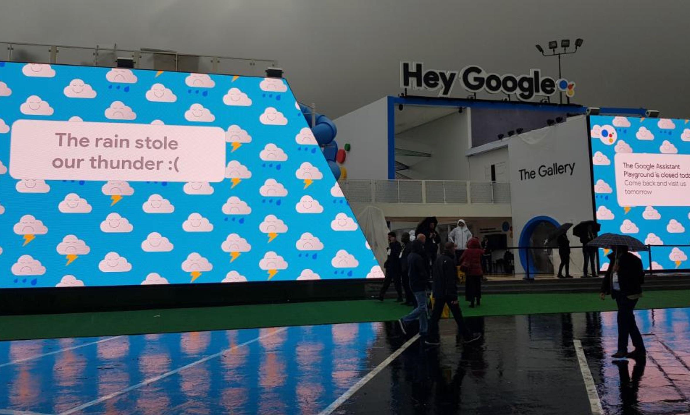 ces-2018-google-rain-closure