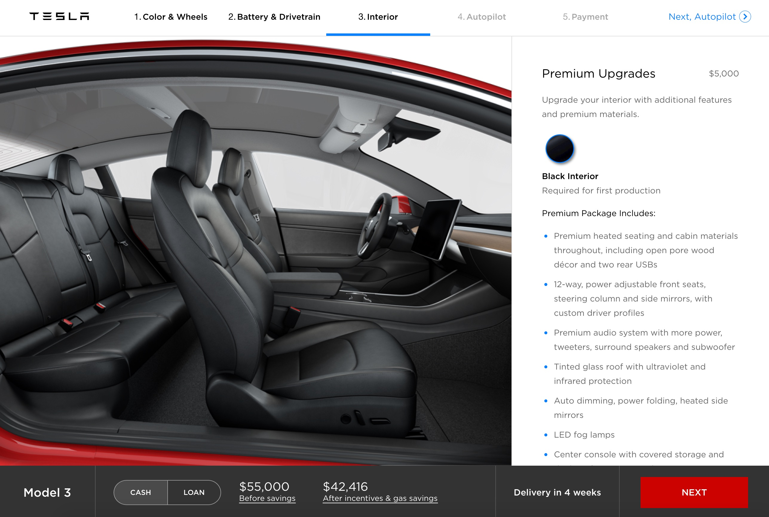 model-3-online-configurator-premium-upgrades-jan-2018