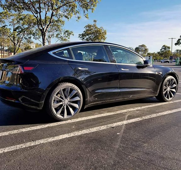 Tesla Model 3 gets a bold look with 20