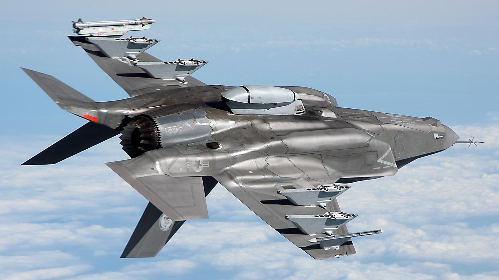 F35 (Lockheed Martin)