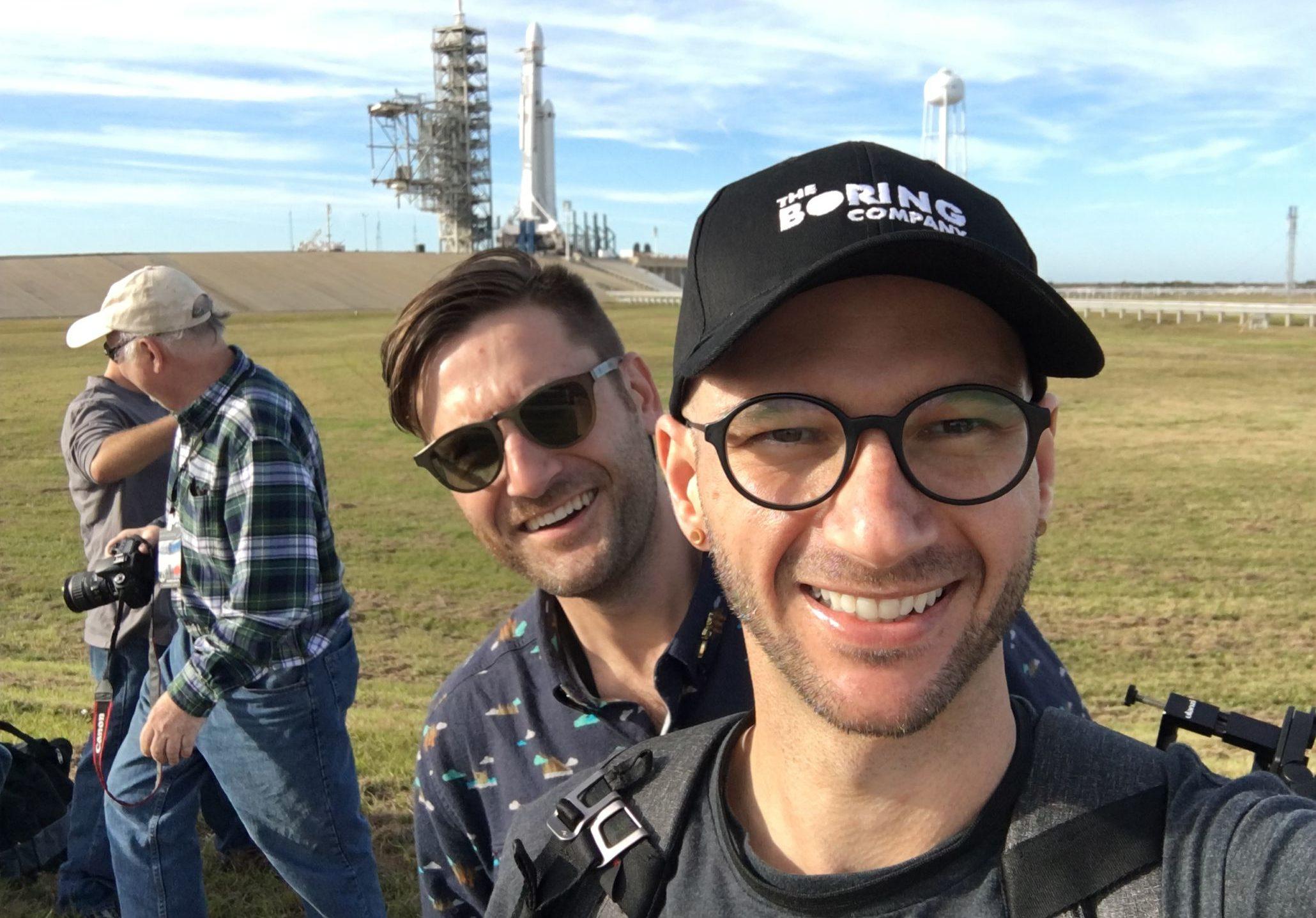 aa8b4d590de Reliving SpaceX Falcon Heavy  A press photographer s memoir