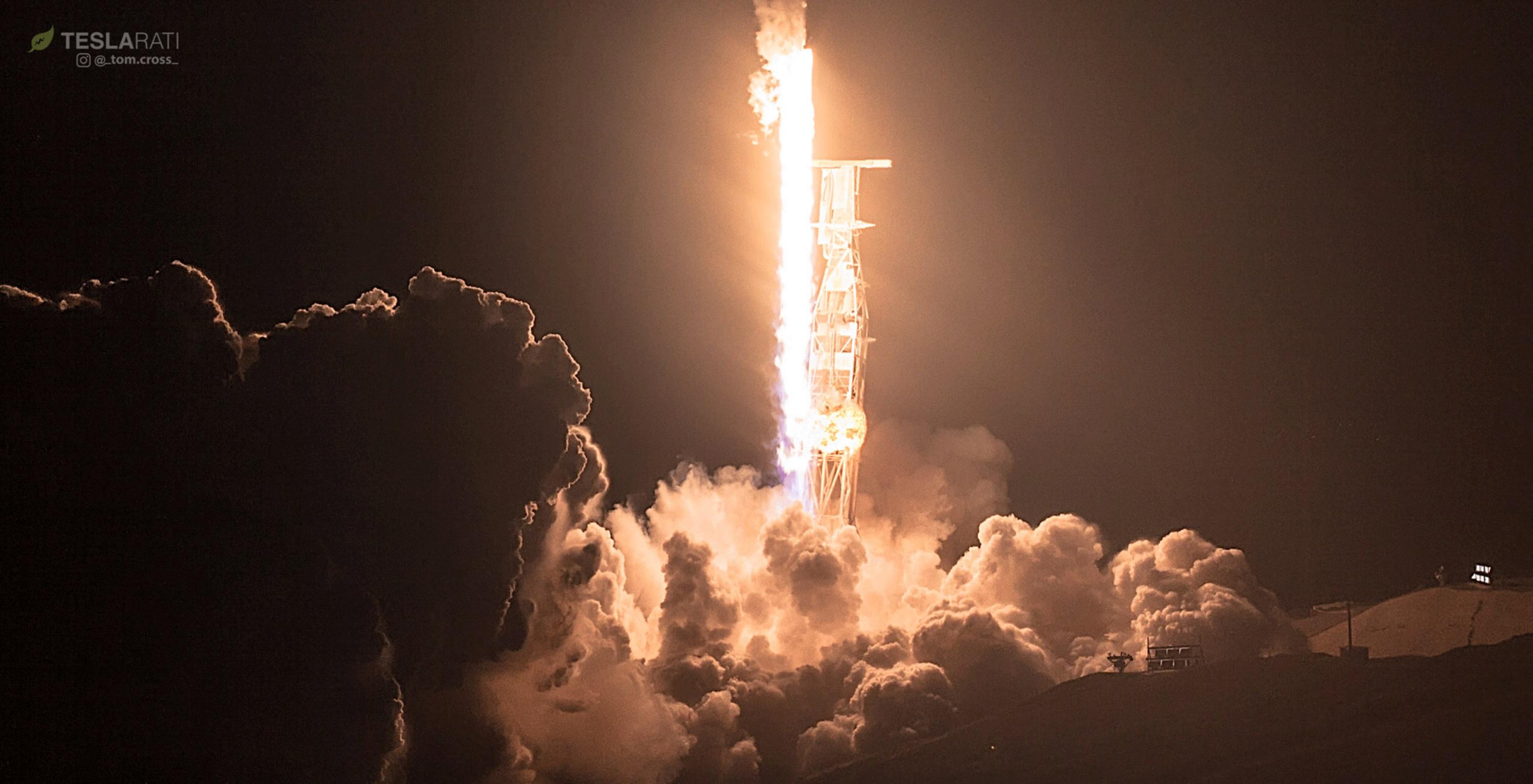 PAZ and Starlink liftoff 2 (Pauline Acalin)