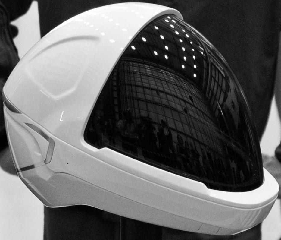 SpaceX spacesuit helmet tight (NASA)