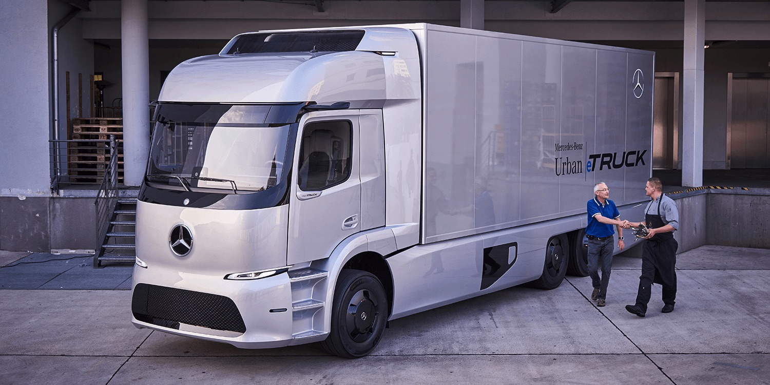 tesla semi will face stiff competition from mercedes benz