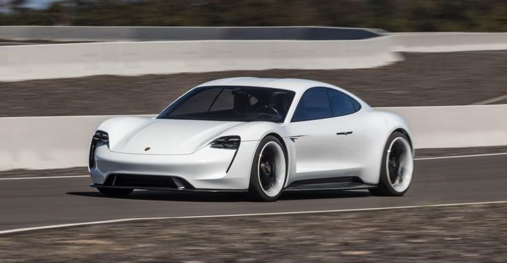 Image result for porsche taycan