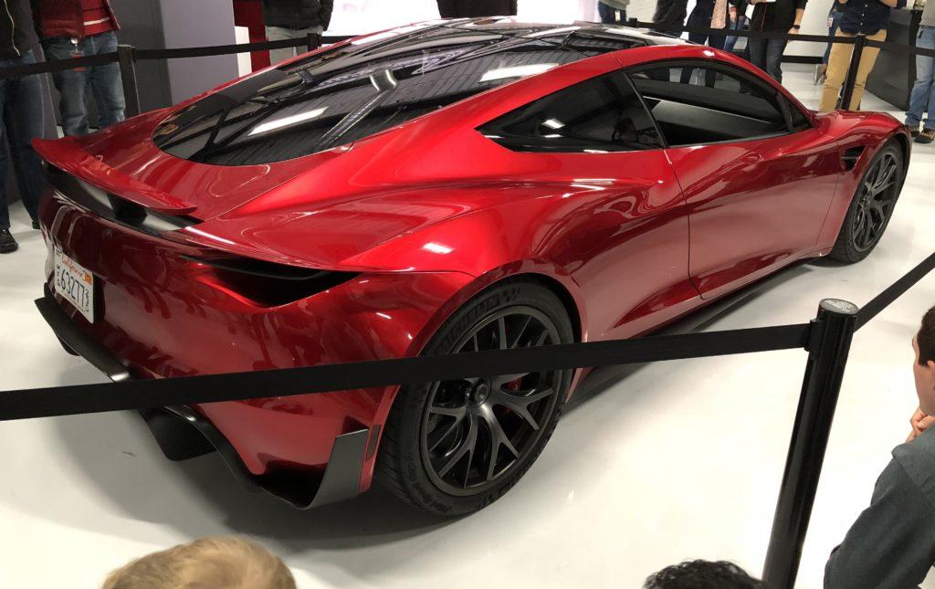 Red tesla roadster palo alto hq 21 for Tesla motors palo alto