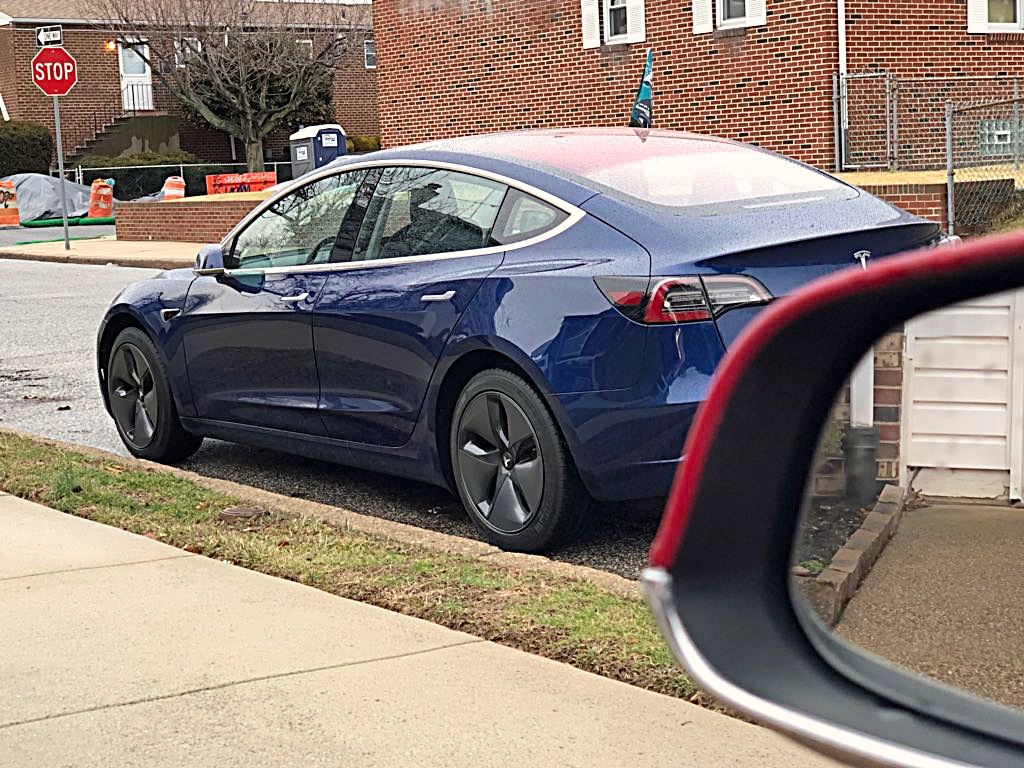 Tesla Model 3 impressions from an existing Model S owner