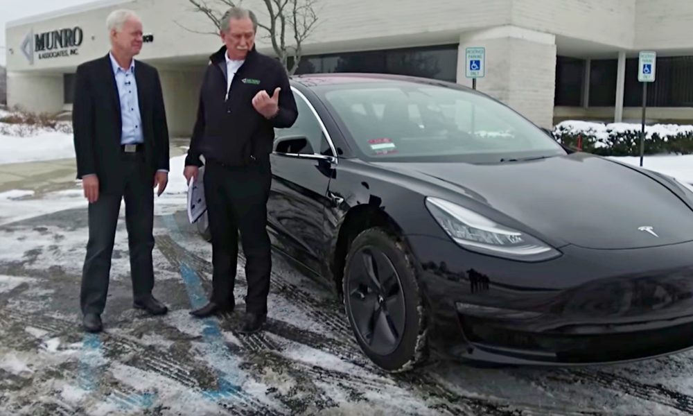 Cars By John Munro >> Tesla Model 3 Critic Has Change Of Heart After Test Drive