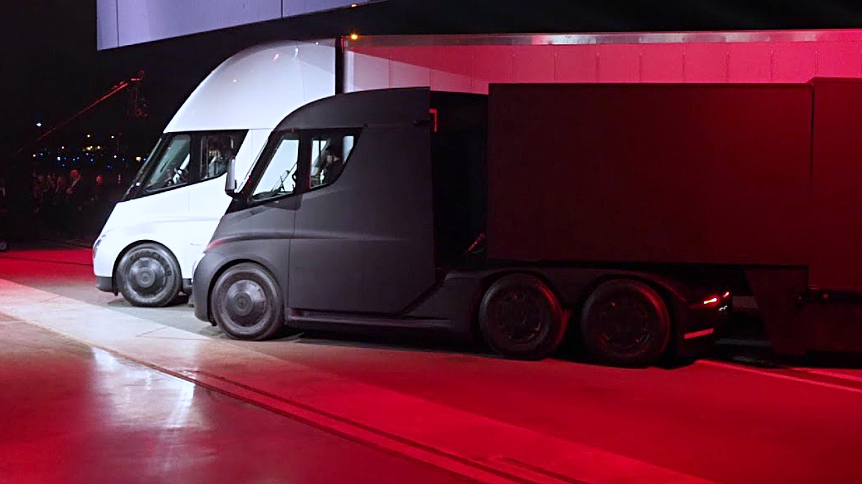 Tesla Semi Trucks Battery Pack And Overall Weight Explored Besides 24 Volt Bank Wiring Likewise