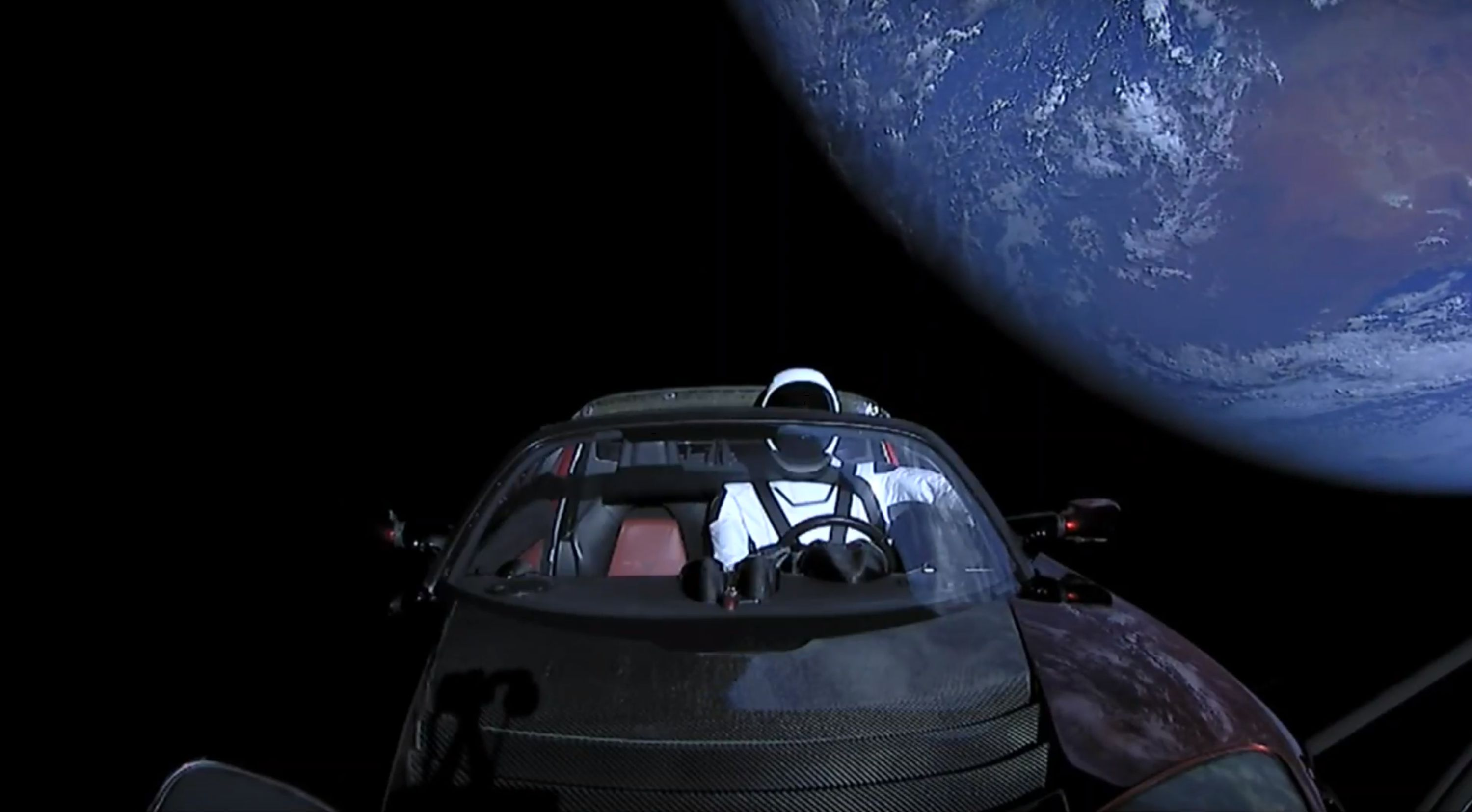 What Will Happen To Elon Musk S Tesla On Its Space Journey
