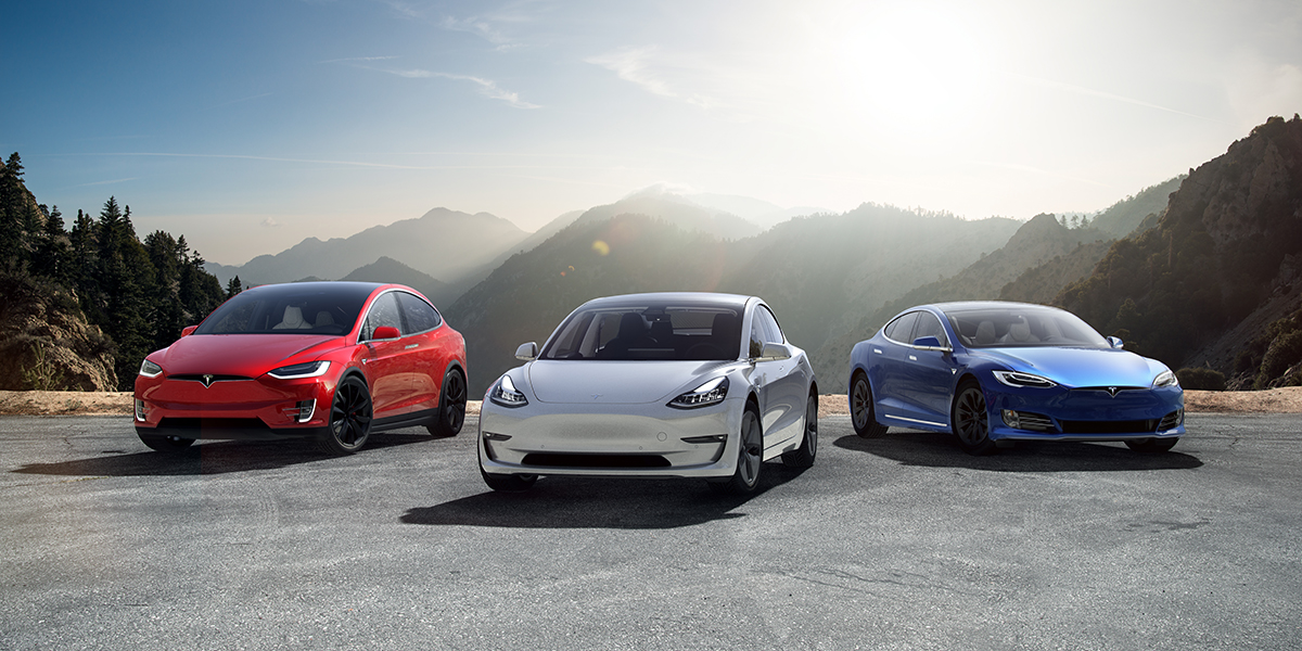 Wall St  firm maintains Tesla $500 price target, citing Model 3