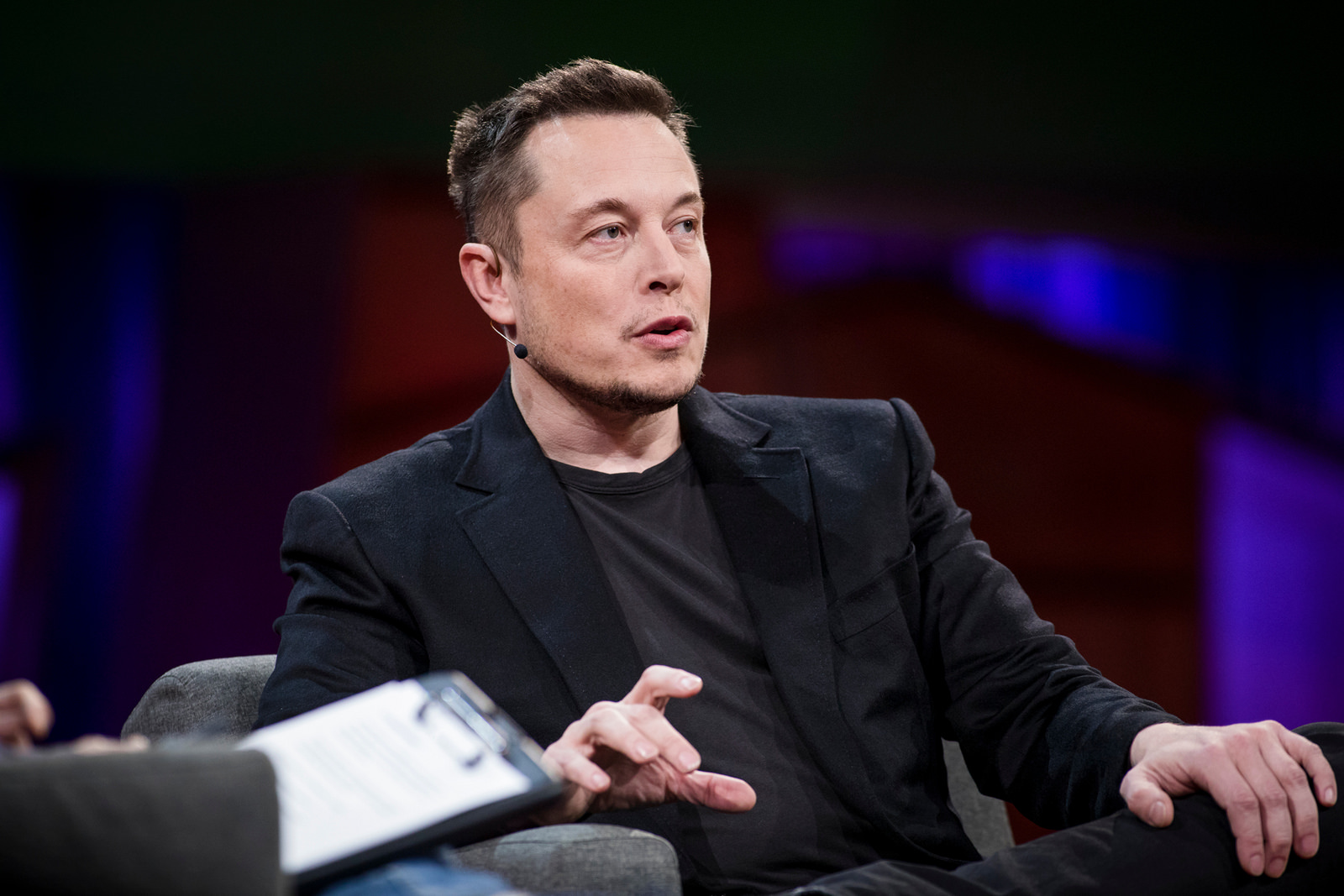 Be Like Elon Musk Think Vertical Vectors And Vision