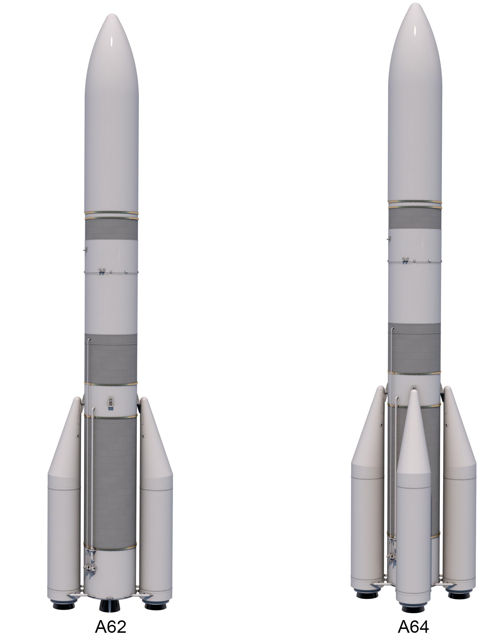 Ariane 6 (Arianespace)
