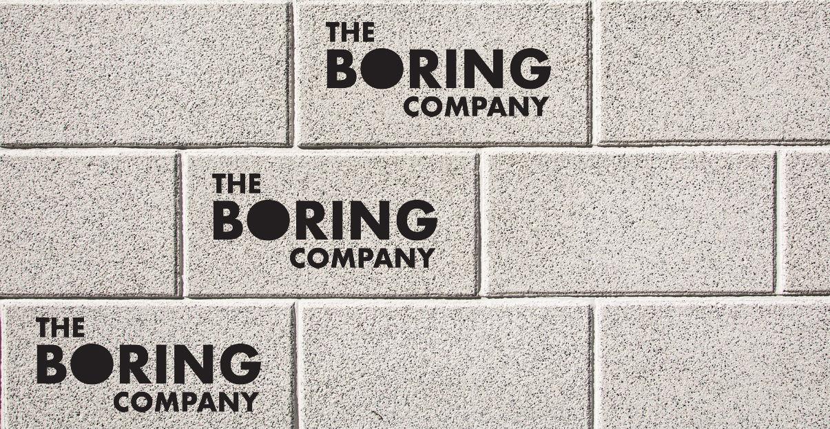Boring Company Bricks
