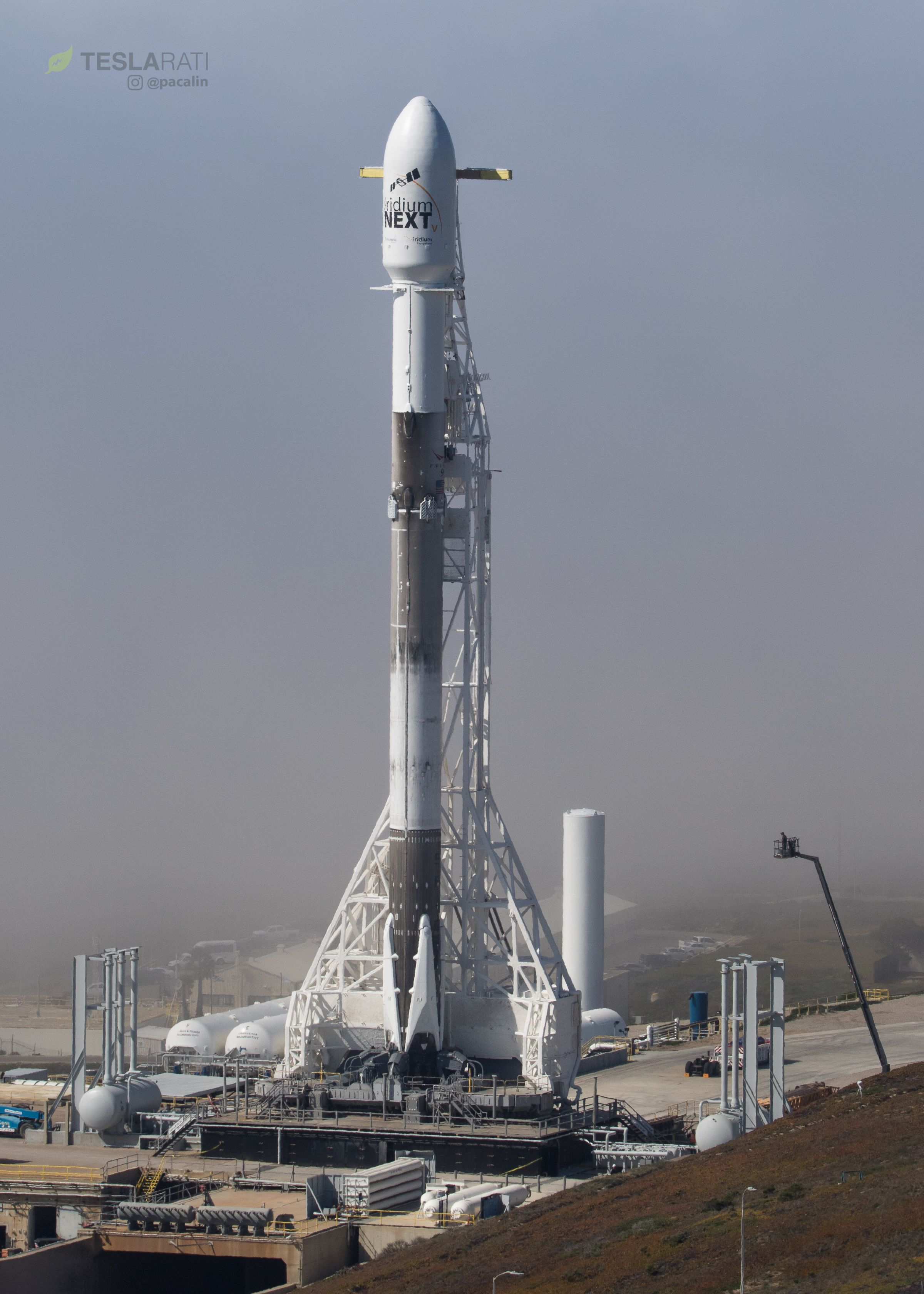 Truck Sound System >> Falcon 9 1041 2 (Pauline Acalin)(c) - TESLARATI