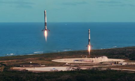 It's not clear what recovery will look like for the first Block 5 Falcon Heavy.