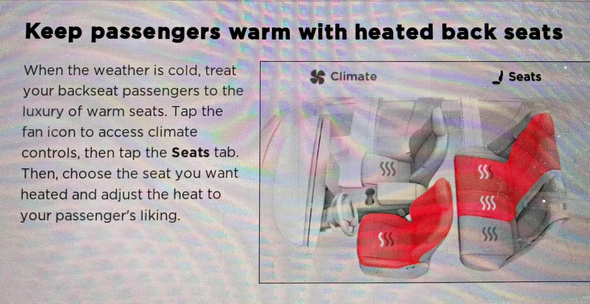 Model-3-update-heated-rear-seats-firmware