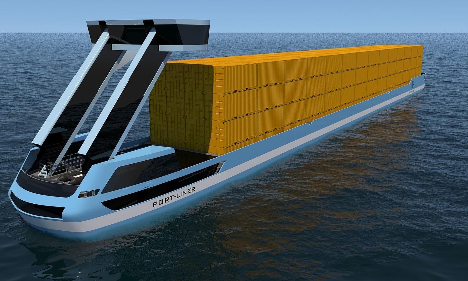 Portliner Barge