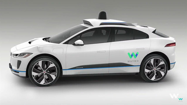 Waymo Jaguar I-Pace self driving car 2 [Credit: Waymo/YouTube]