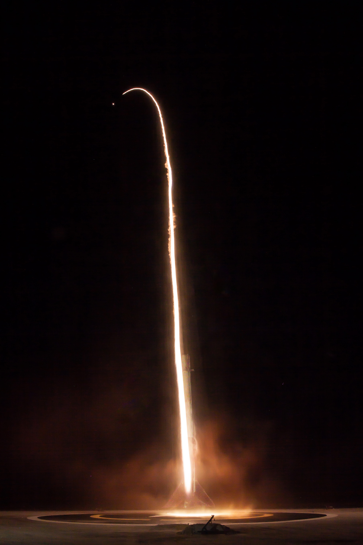 Zuma 1043 landing streak (SpaceX)