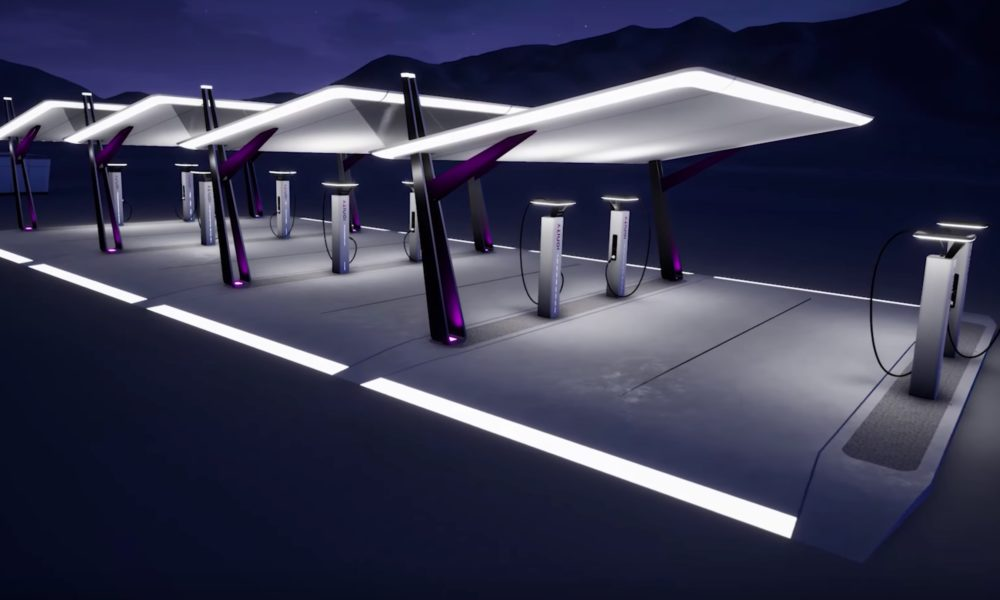 Porsche's answer to Tesla Supercharger network revealed in IONITY concept video