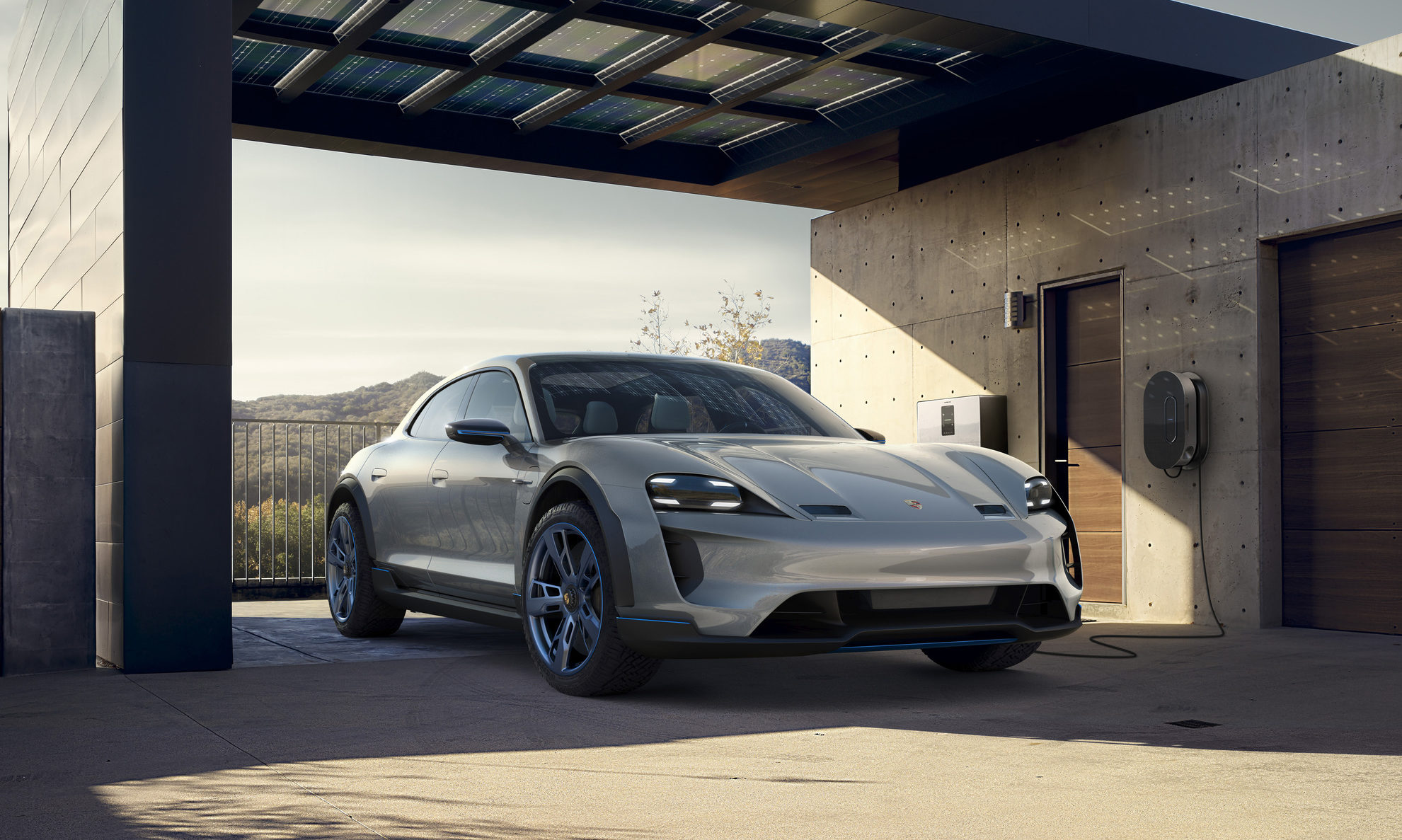 Porsche Explains Mission E Cross Turismo Design And Concept
