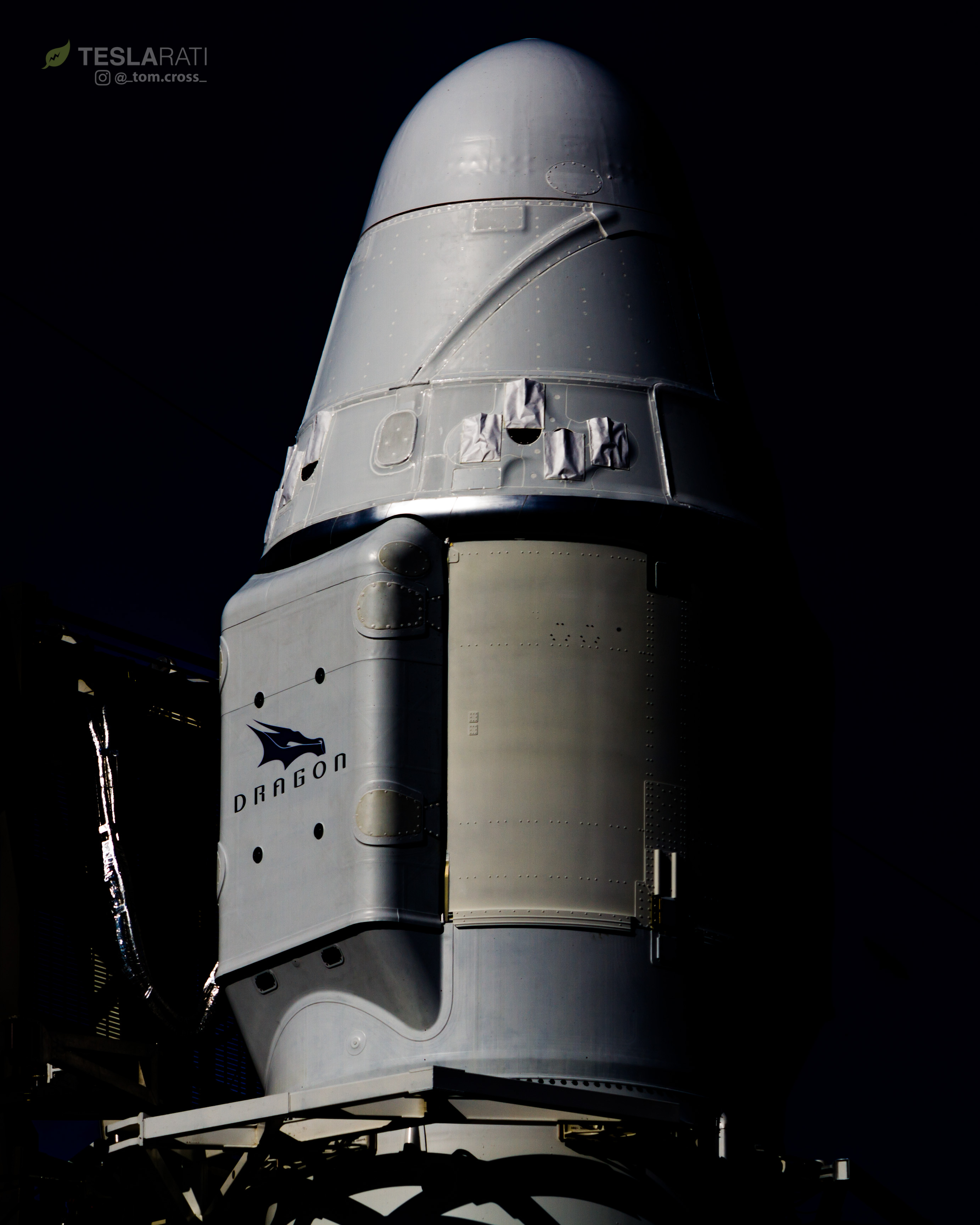 CRS-14 Dragon details 2 (Tom Cross)