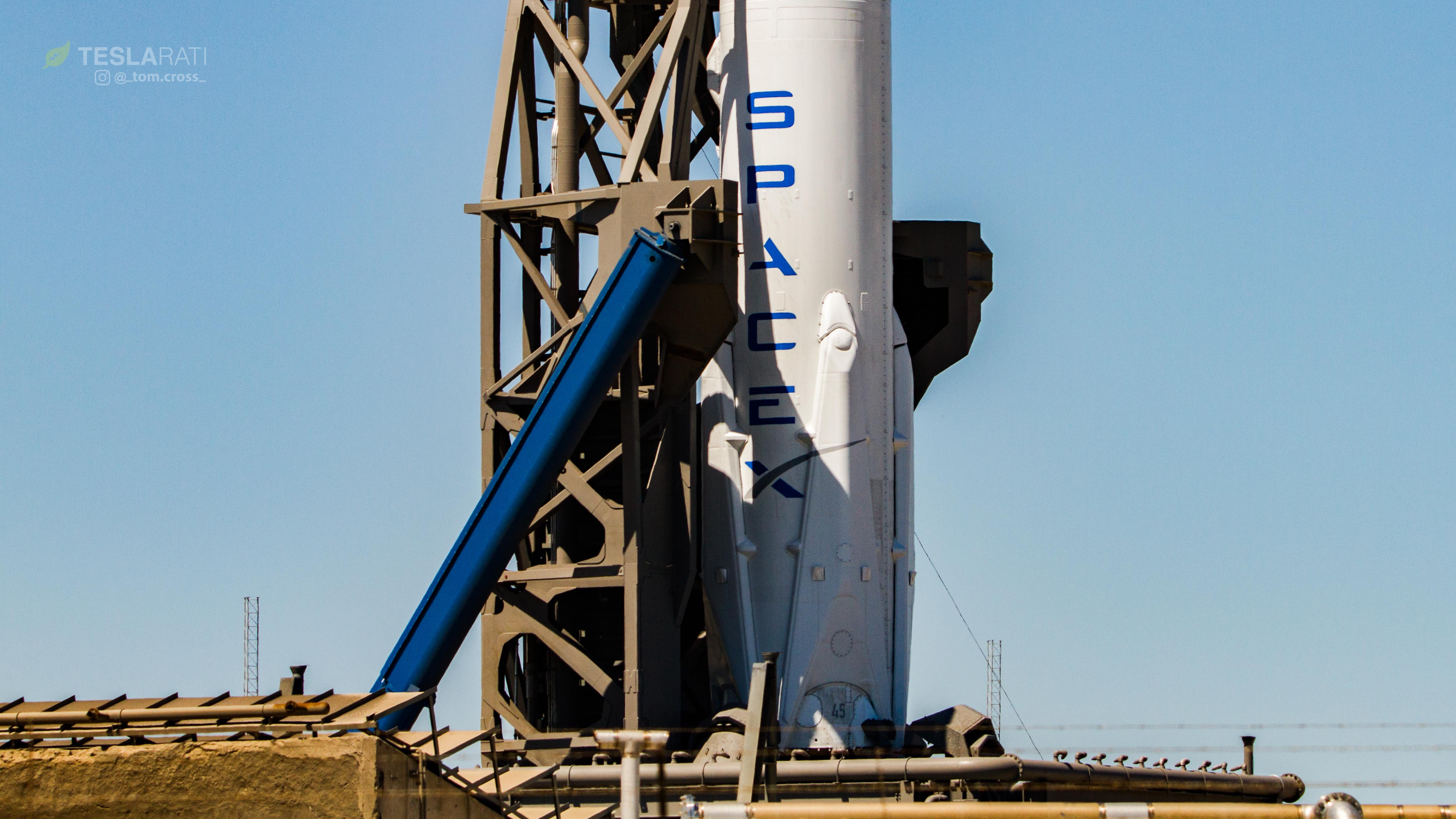 Falcon 9 1045 TESS 2 (Tom Cross)