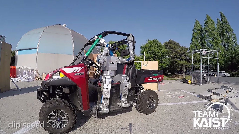 KAIST DARPA robot 1 [Credit: HuboLab KAIST/YouTube]