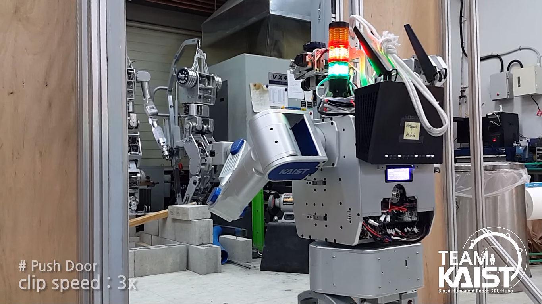 KAIST DARPA robot 2 [Credit: HuboLab KAIST/YouTube]