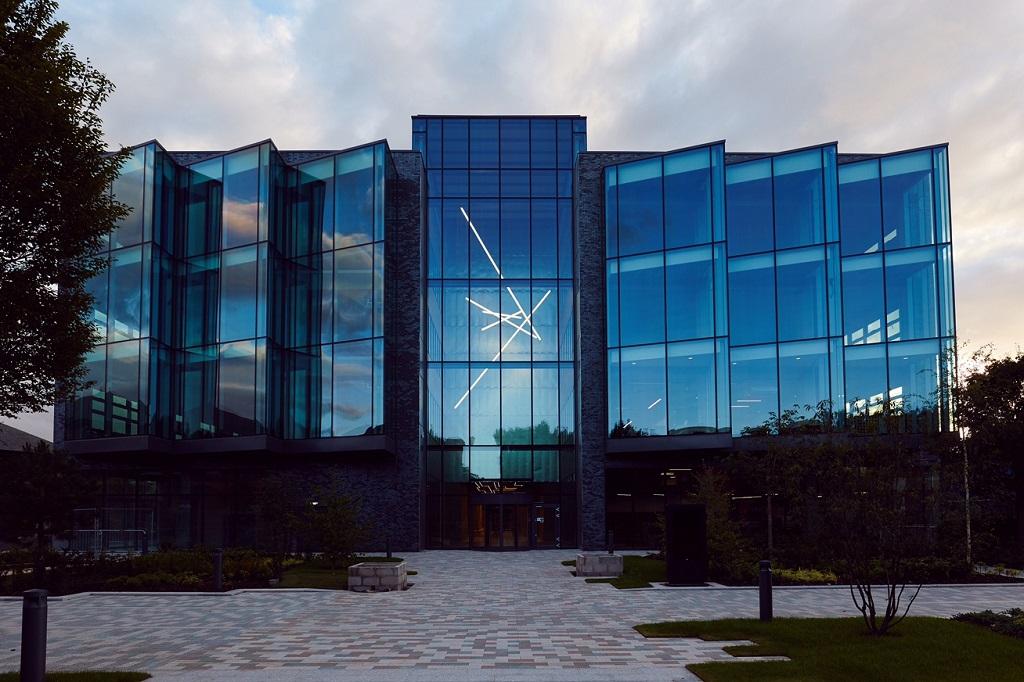MSP HQ bright building UK