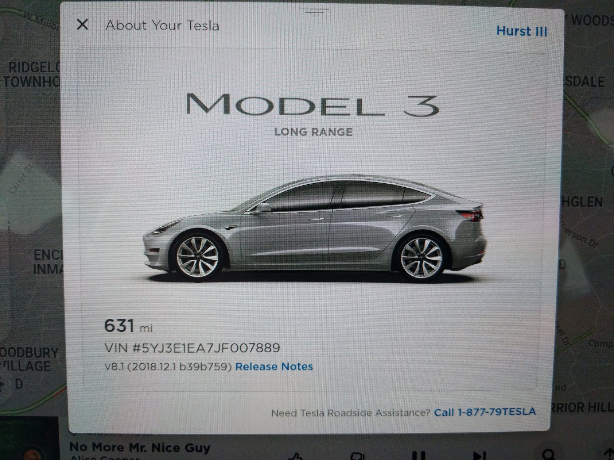 Model 3 steering wheel AP controls 1[Credit: Fhrust/Tesla Motors Club]