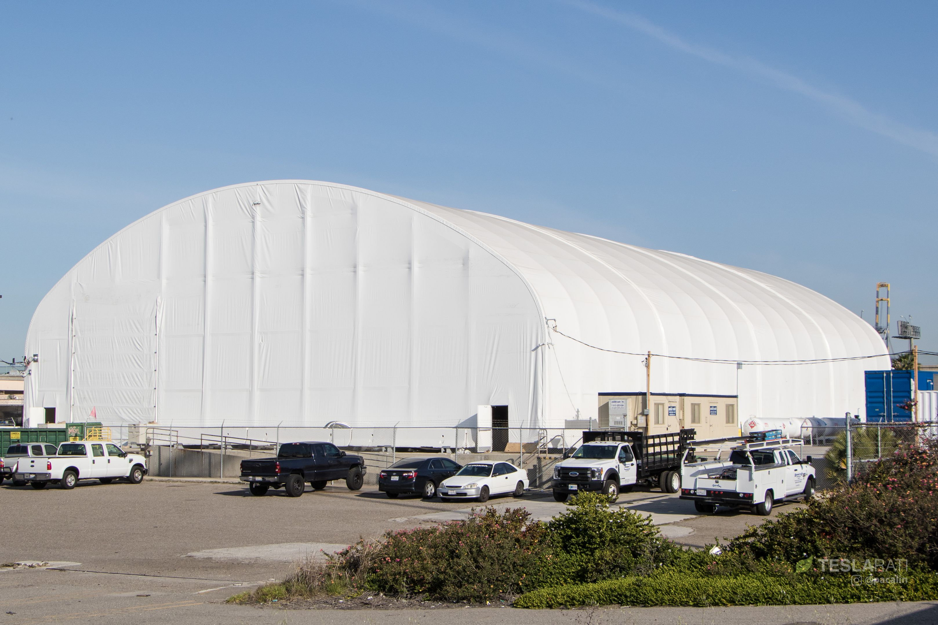SpaceX BFR tent overview 2 (Pauline Acalin)