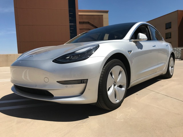 Tesla Model 3 Aero mod 1