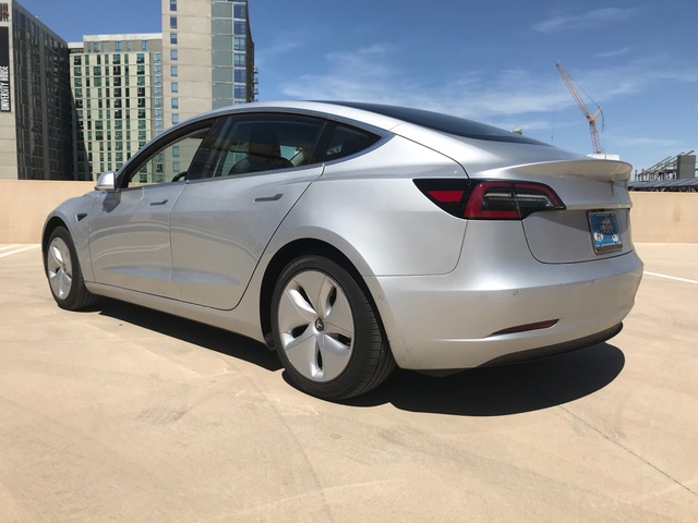 Tesla Model 3 Aero mod 2