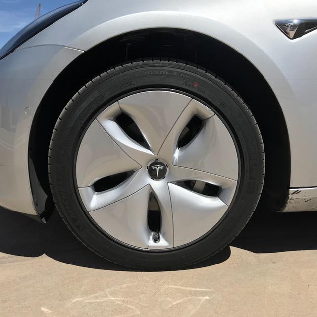 Tesla Model 3 Aero mod 3