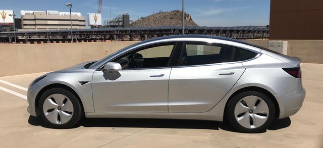 Tesla Model 3 Aero mod 4