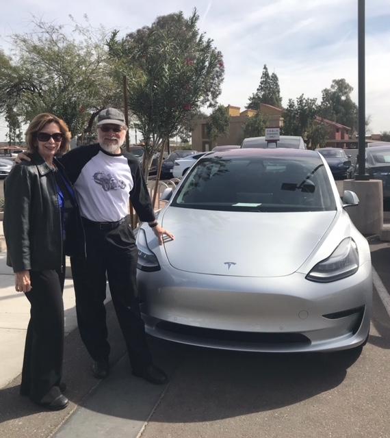 Tesla Model 3 Aero mod 6