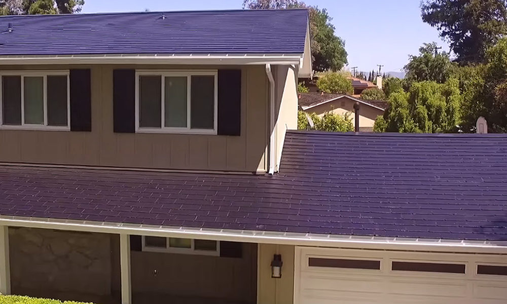 tesla solar roof owner discusses installation price maintenance and savings. Black Bedroom Furniture Sets. Home Design Ideas