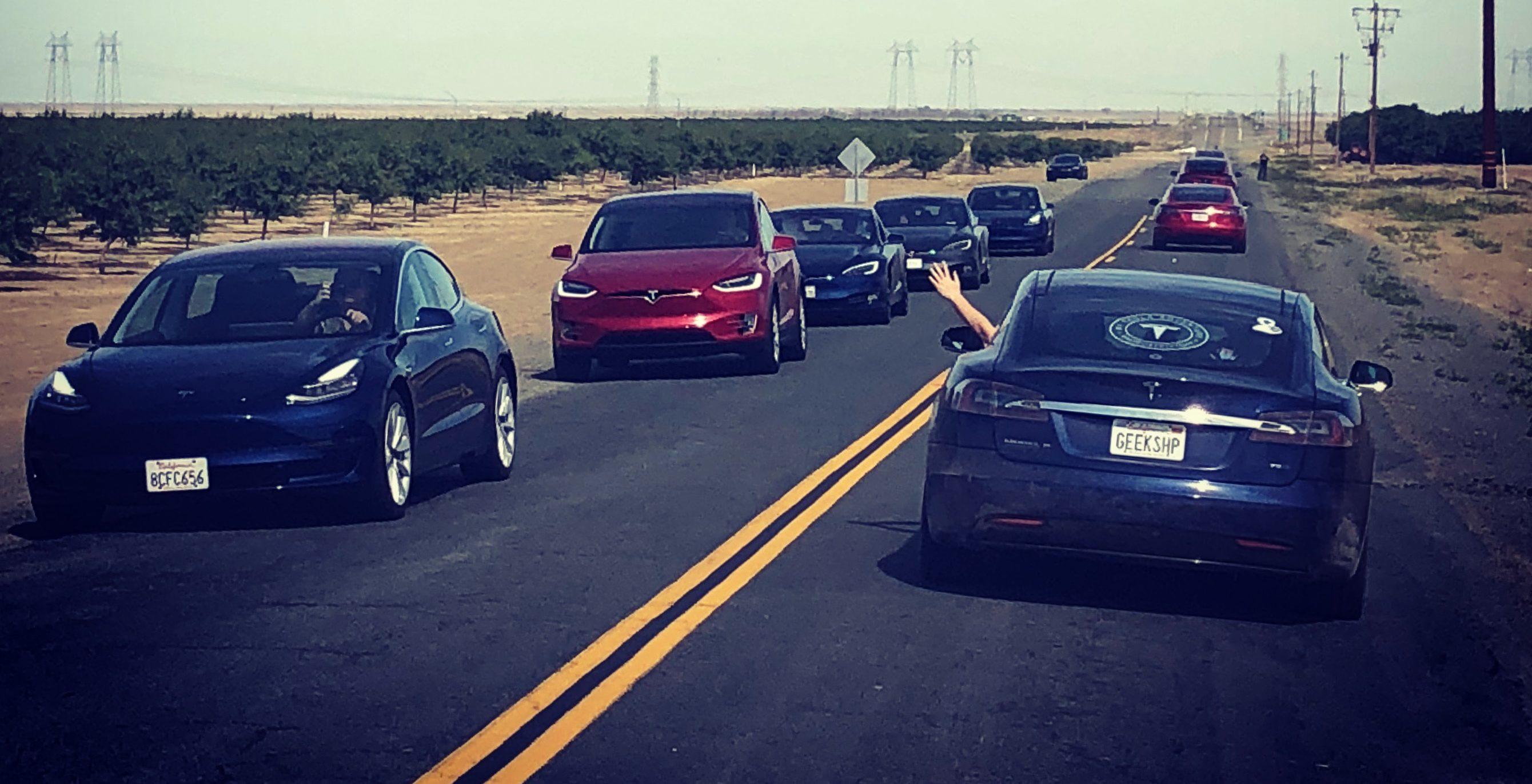 Tesla Takeover 1
